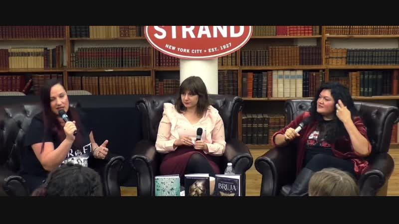 YA Panel- Jennifer L. Armentrout, Kass Morgan, Zoraida Cordova