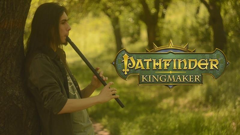 Dryante - Brevoy Folk Melody (Pathfinder Kingmaker OST) (Original)