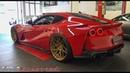 Ferrari 812 Superfast - Start Up, Revs Accelerations 2018! Amazing V12 SOUND!