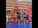 Кияров Никита красный угол Городские соревнования г Томск 14 10 2018 Бой за первое место по Muay Thai