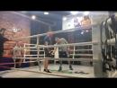 Отборочный этап II Турнира по боксу