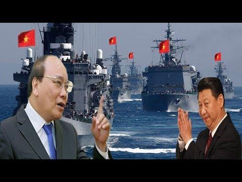 Việt Nam Bất Ngờ Mở Cuộc Tập Trận Quy Mô Lớn Nhất Thế Giới Ở Biển Đông Trung Quốc Giật Minh