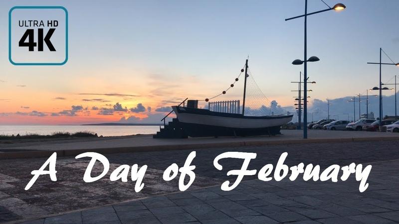 Ayia Napa A Day of February