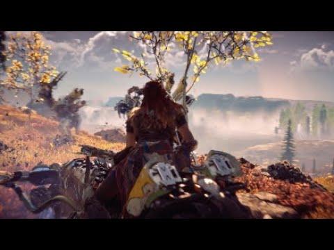 Horizon Zero Dawn - Ultra Hard - ThunderjawsГромозев