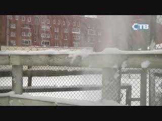 24.12.2018 Хоккеисты «Сокола» залили 2 катка на Парковой