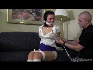 BoundHub - Dare to Bind and Gag Audrey