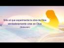 Dios te habla | Sólo el que experimenta la obra de Dios verdaderamente cree en Dios (Selección)