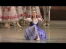 Alina Somova Scene of Giselle's madness