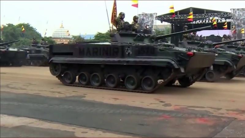 Украинские 100 мм снаряды к БМП 3 огорчают(вытесняют)из Азии не имеющие аналогов в мире боеприпасы