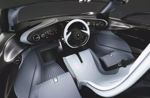 McLaren подсказал покупателям гиперкара Speedtail, как оформить их машины