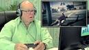 React Gaming Пожилые люди играют в GTA V VO