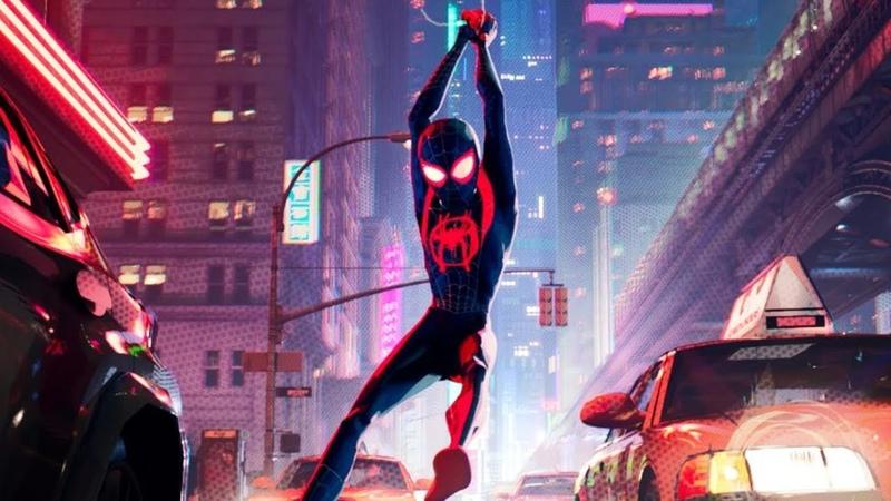 Объяснение концовки мульта Человек паук Через вселенные