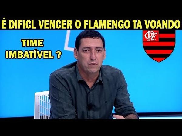PVC AFIRMA :O FLAMENGO É UM TIME QUASE IMBATIVEL DIFICIL PERDER !! DEBATE (EXP) 02/08/2018