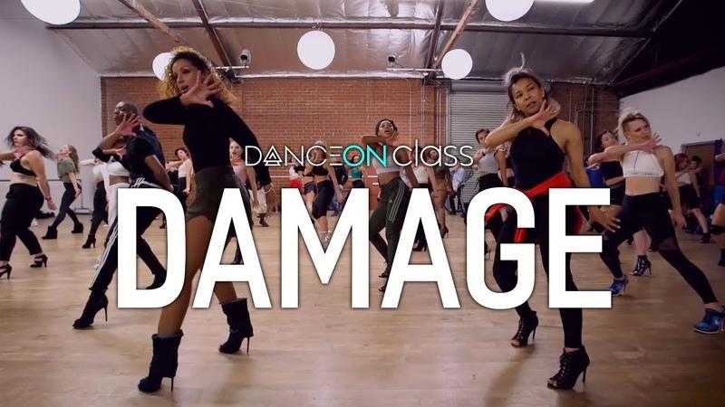 Mýa - Damage | Galen Hooks Choreography | DanceOn Class