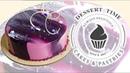 ☆ Рецепт Новогоднего Муссового Торта ШАМПАНСКОЕ ЯГОДЫ ☆ Простой шоколадный декор