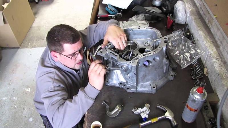 Peugeot - BE4 Gearbox Overhaul (Part 8)