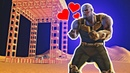 Thanos and his Garry's mod home