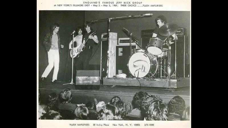 Jeff Beck Group BLUES compilation (1968-69)
