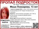 Координатор ПСО Волонтер Сергей Шухрин о ходе операции по поиску Маши Ложкаревой 0