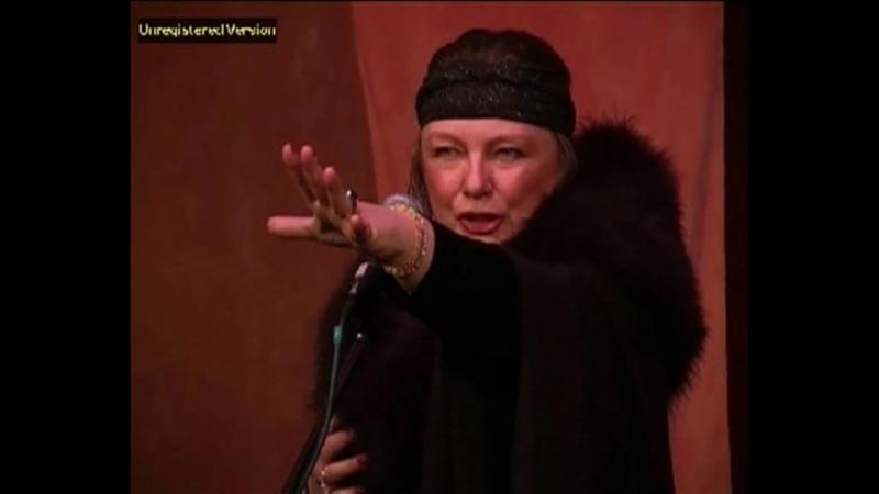 Поёт Валентина Игнатьева. Монтаж Валентины Игнатьевой. (Из личного архива)