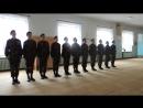 репетитция к смотру стоя и песни Сыны и дочери отечества