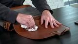 Как позаботиться о коже Pad &amp Quill Руководство по очистке, кондиционированию и гидроизоляции кожи