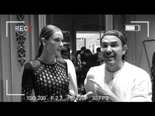 VLOG _ 24 hs com Alessandra Ambrosio no desfile da VS _ #HotelMazzafera