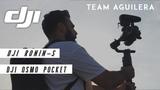 B-ROLL DJI OSMO POCKET DJI RONIN-S (TEAM AGUILERA)