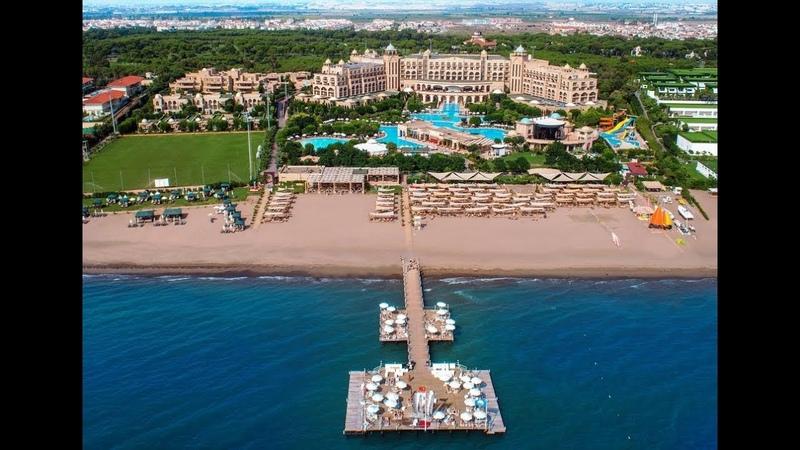 Spice Hotel SPA 5* - Турция, Белек