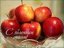 С Яблочным Спасом поздравляю и желаю светлого и праведного пути.