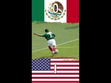 ЧМ-2002: Мексика - США - 0:2