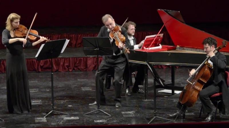 1051 J. S. Bach - Brandenburg Concerto No.6 in B-flat major, BWV 1051 - Cameristi della Scala