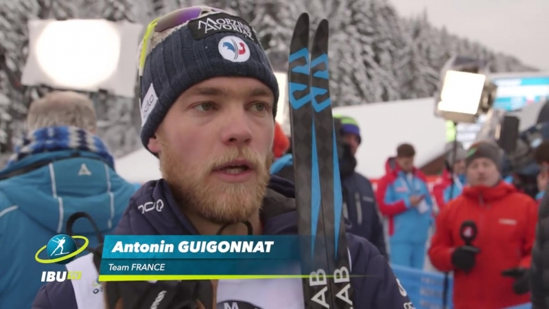ALGB17 First-ever Podium for Antonin Guigonnat