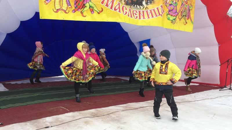 танец Сударушка фрагмент