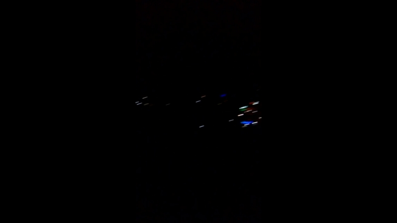 Арамбольская гора ночью, салют и гитара.