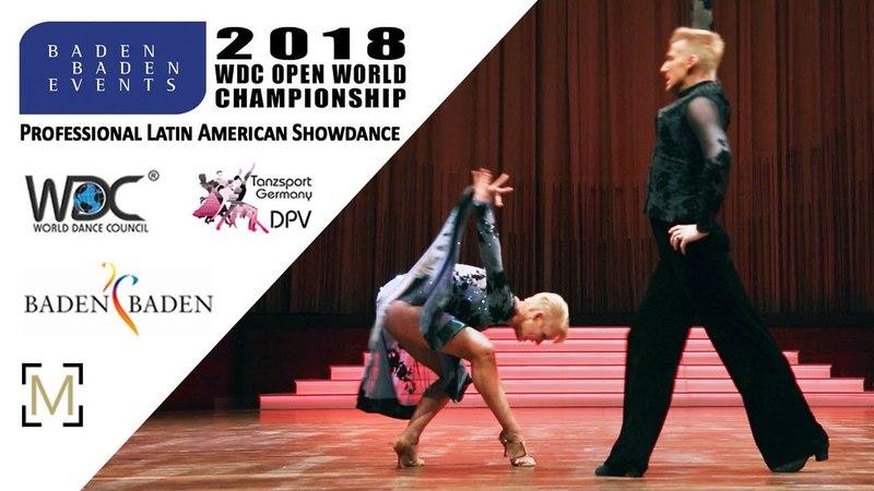 Brankaert - Wooninck, NED   2018 WDC Pro WCH SD LAT - Baden Baden, GER - R1