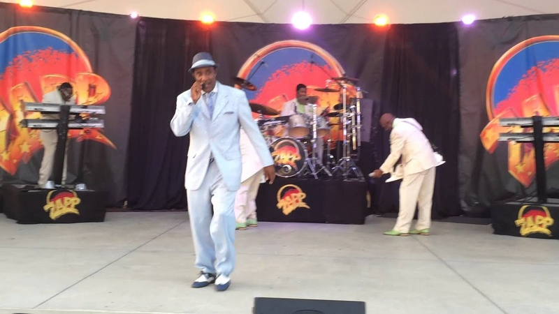 Zapp band live in Hamilton Ohio. One of the best shows I've seen. Old school