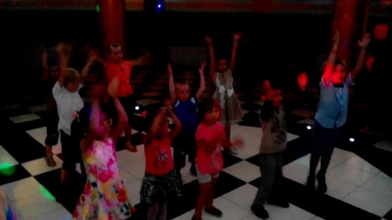 Санаторий Ружанский Детская дискотека июнь 2018