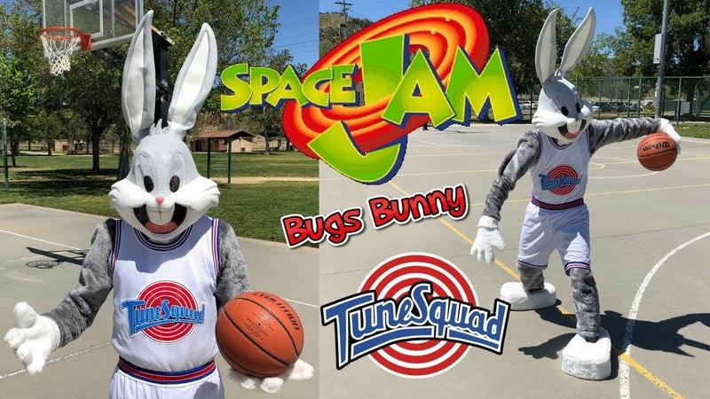 Bugs Bunny Space Jam Tune Squad 2018