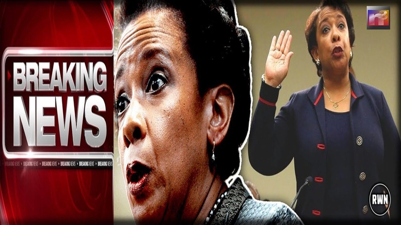 PRISON TIME: Loretta Lynch's Emails Prove What Was Intentionally Hidden Before Trump Won Election