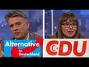 Islam-Vorreiter CDU - VS - AfD (Dr. Marc Jongen) - 19.4.2016