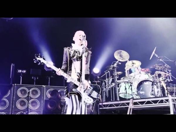 MEJIBRAY「Divergence」 2014年9月25日Zepp DiverCity Tokyo LIVEより