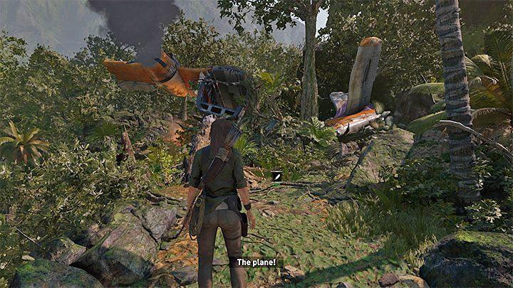 обломки вShadow of the Tomb Raider
