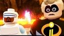 Суперсемейка 2 игровой лего мультфильм 2018 LEGO The incredibles игровой мультик для детей