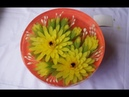 Lakomkavk How to make Gelatin Art flowers
