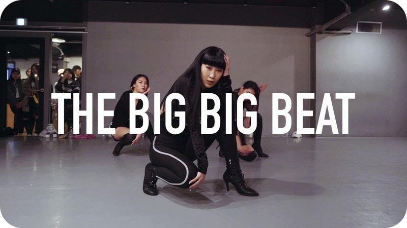 The Big Big Beat - Azealia Banks / Jin Lee Choreography