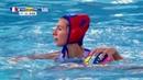 France vs Greece Full Match Waterpolo Women EC Barcellona 2018