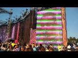 Танцы минус Фестиваль фейерверков 2018