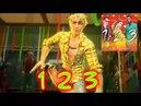 Dance Central Fanmade ''1, 2, 3'' By Sofia Reyes Ft Jason Derulo De La Ghetto