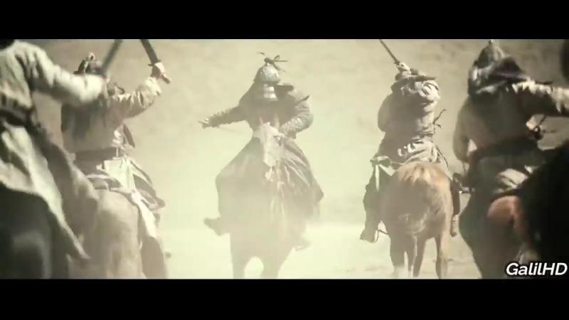 Монголы косят друг друга